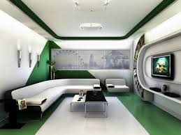 Futuristic Living Room Futuristic Living Room Nakicphotography