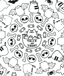 We have collected 38+ cute halloween coloring page images of various designs for you to color. Cute Halloween Coloring Pages Best Coloring Pages For Kids