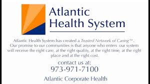 My Chart Atlantic Health Nj Corporate Health Programs Atlantic Health