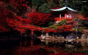 73 Japanese Landscape Wallpapers On Wallpaperplay