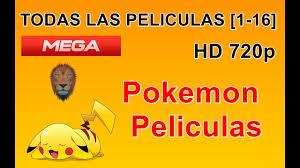 Descargar Pokemon Todas las Peliculas en Español Latino por Mega by Vincent  Murray™