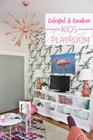 playroom and office. colorfulandcreativekidsplayroom playroom and office