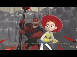 TOY STORY| Jessie Test Animation with Sound Part 7 - YouTube