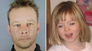 Madeleine mccann, born may 12, 2003, disappeared on the evening of may 3, 2007 from her bed in a holiday apartment in praia da luz, a resort in the algarve region of portugal. Madeleine Mccann Suspect Christian B Denied Parole Over Expected Relapse World News Sky News