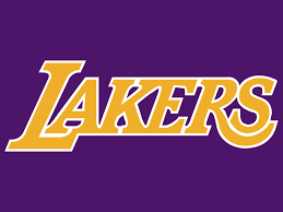 The current logo for the los angeles lakers national basketball association (nba) team. Wallpaper Los Angeles Lakers Logo Png