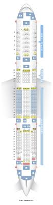United 777 222 Seating Chart Seatguru Seat Map Air New Zealand Seatguru