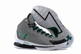 under armour basketball shoes girls. girls under armour ua curry 1 high top grey green basketball shoes o