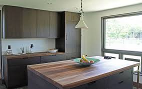 overlay walnut cabinetry contemporary kitchen cabinets european