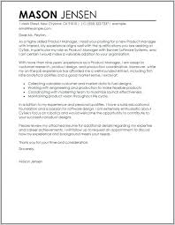 Career Builder Cover Letter Sample Example Of A Cover Letter For A