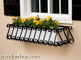 Diy Pallet Bystephanielynn The European Window Box Cage square Design Metal Liners