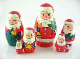 Russian Dolls Direct - Annushka Russian Dolls