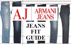Emporio Armani Size Chart Armani Jeans Fit Guide Sage Clothing Blog