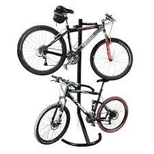 ... Decoration:Wall Mounted Bicycle Hanger Garage Vertical Bike Rack Bike  Tray Wall Mount Bike Hook ...