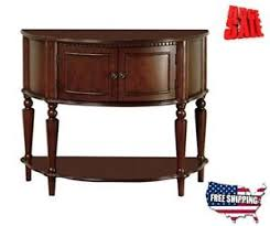 foyer table with storage. Image Is Loading Center-Console-Table-Storage-Entry-Way-Foyer-Table- Foyer Table With Storage