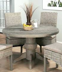 gray round dining table grey painted round dining table tables gray dining table set