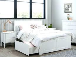 Bedroom White Furniture Decorating Fancy White Bed Furniture Popular ...
