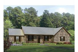 Eplans ranch house plan texas hill country split bedroom