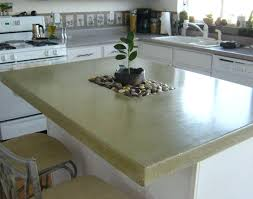 sakrete countertop mix concrete countertop mix formula customer concrete kitchen island made with pro formula mix sakrete countertop mix