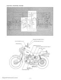 1980 1982 yamaha sr250 exciter motorcycle service manual repair 1980 1982 yamaha sr250 exciter service manual page 8