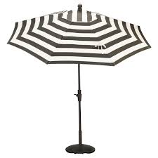 beautiful california umbrella for patio decorating ideas california umbrella paa 5 ft striped pacifica for