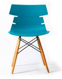 modern sky blue plastic dining chair kids salon chair  buy