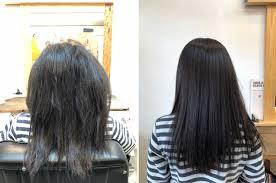 美髪 セミロング しっとり サラサラprivate Hair Salon Spread タナカ