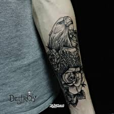 графика татуировки в санкт петербурге Rustattooru