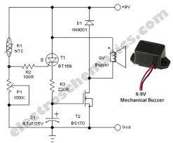freezer temp monitor electronics projects pinterest freezer Buzzer Wiring Diagram Buzzer Wiring Diagram #66 headlight buzzer wiring diagram