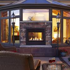 heat glo modern outdoor fireplace check out our outdoor living s at nw natural