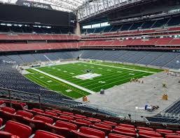 Reliant Stadium Houston Tx Seating Chart Nrg Stadium Section 331 Seat Views Seatgeek