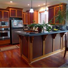 craftsman style kitchen lighting. Amazing Mission Style Kitchen Cabinets On Stainless Backsplash Tile Purple Knobs Grey Drawer Craftsman Lighting