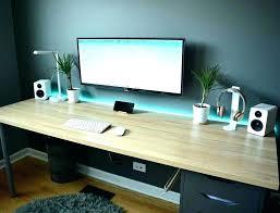 office computer setup. Office Setup Ideas Desk Computer That Make More Spirit Work