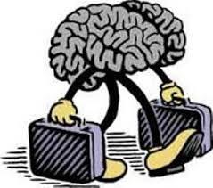 Αποτέλεσμα εικόνας για foto fuga di cervelli