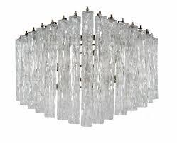 trunks of old chandelier designed by toni zuccheri