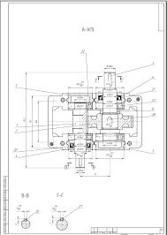 Работы расчеты курсовые рефераты дипломные по деталям машин В  Курсовой проект детали машин проектирование привода
