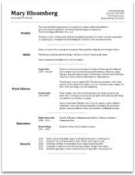 Resume Traditional Free Resume Builder Great Sample Resume