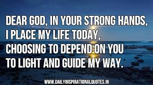 God Motivational Quotes Gorgeous Inspirational Quotes About God Prayer On QuotesTopics