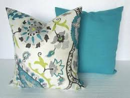 blue and green throw pillows. Green Blue And Throw Pillows