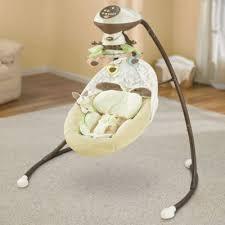 My Little SnugaBunny Cradle 'n Swing | CCF38 | Fisher-Price