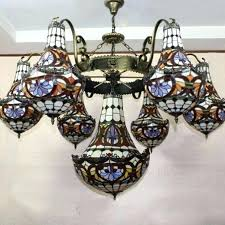 antique stained glass chandelier antique stained glass chandelier r plans antique tiffany stained glass chandelier