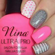 Pink Nail Art Design 101 Easy Nail Art Ideas And Designs For Beginners