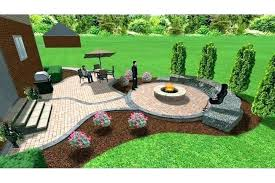 building your own backyard farm and garden fire pit area diy circle outdoor design ideas projects