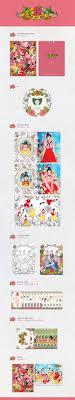Oh My Girl 4th Mini Album Coloring Book Cd Poster