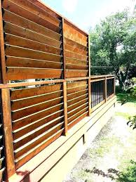 backyard deck privacy screens privacy deck screen deck railing privacy ideas  house designs interior pictures backyard