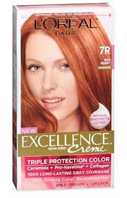 Loreal Hair Color Reds Image Collections Hair Coloring Ideas