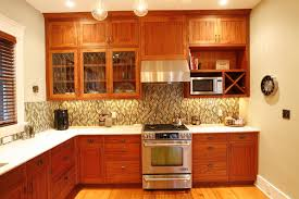 Kitchen Outstanding Mahogany Cabinets For Awesome Kitchen Furniture