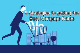Comparing Mortgage Lenders 5 Effective Ways To Get The Best Mortgage Rates The Lenders