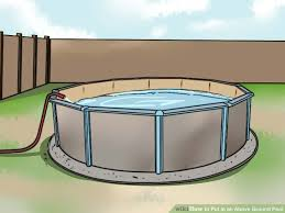 image titled put in an above ground pool step 17