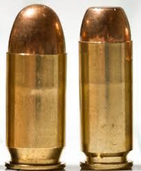 10mm Vs 45acp