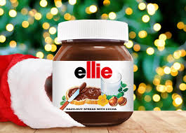 let your friends and family indulge in their own personalised jar of everyone s fave spreadable chocolate treat nutella get your hands on these unique